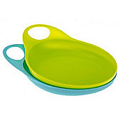 Brother Max 2 Easy-Hold Plates (Blue/Green)