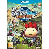 Scribblenauts Unlimited Wii U