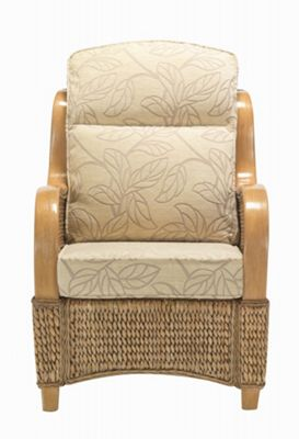 Desser Turin Chair - Monet Fabric - Grade A
