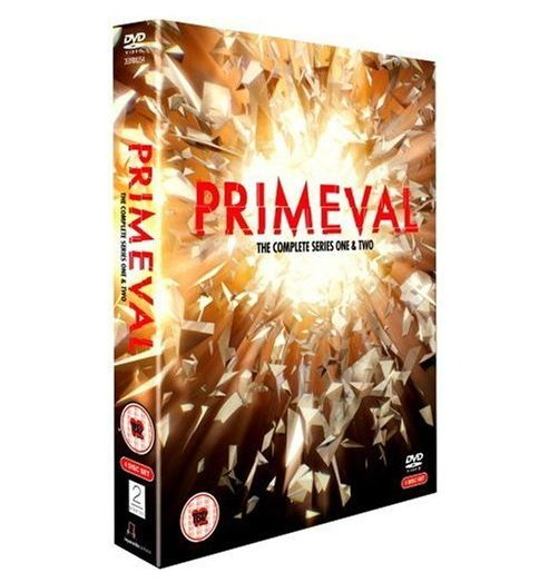 Primeval - Series 1 And 2 (DVD Boxset)