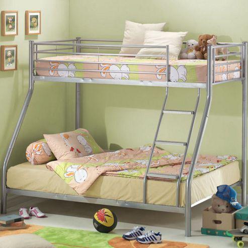 Joseph Intl Metal Three Sleeper Bed