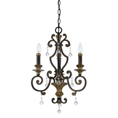 Heirloom 3lt Chandelier - 3 x 60W E14