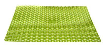 Whitefurze Square Green Dish Drainer