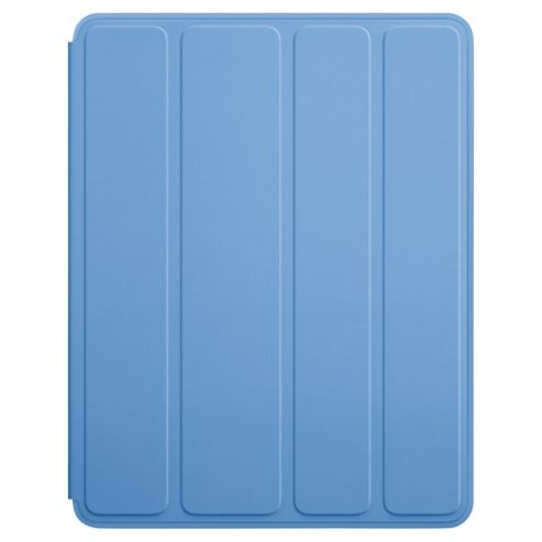 iPad Smart Case - Polyurethane - Blue