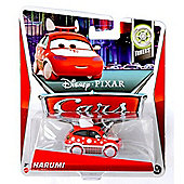 Disney Pixar Cars Diecast Harumi