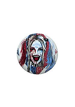 Suicide Squad Harley Quinn Tattoo Badge 2.5cm - Multi