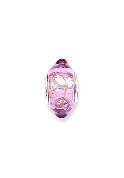 Jo For Girls Candy Floss Glass Slide On Bead
