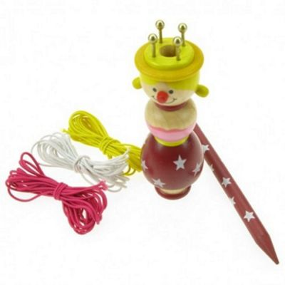 Tobar Princess Knitting Doll