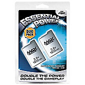 Datel Essential Power (Battery Duo Pack) - PSP