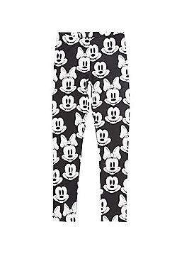 Disney Minnie Mouse Leggings - Black