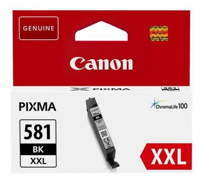 Canon CLI-581BK XXL 11.7ml Black ink cartridge