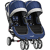 Baby Jogger City Mini Double Stroller - Cobalt