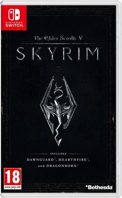 Elder Scrolls Skyrim - Switch