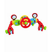 ELC Lights and Sounds Buggy Driver - Red
