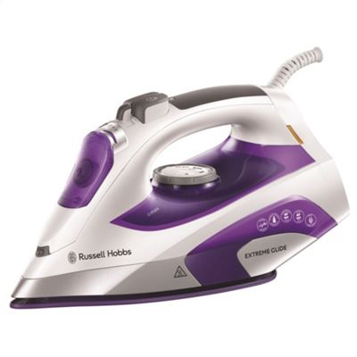 Russell Hobbs Extreme Glide Iron 2400W- Purple