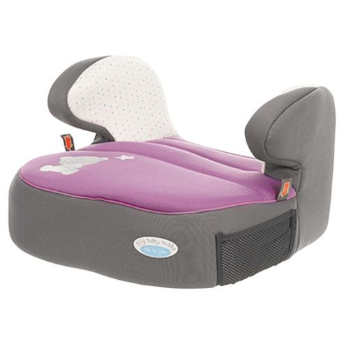 Obaby Group 2-3 Booster Seat - Tiny Tatty Teddy Dusky Pink
