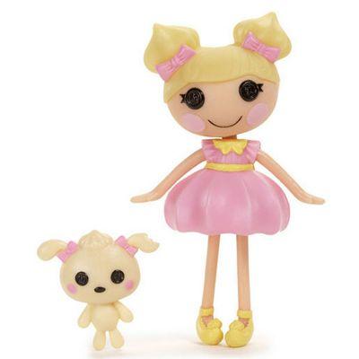 Mini Lalaloopsy Doll - Dollop Light 'N' Fluffy