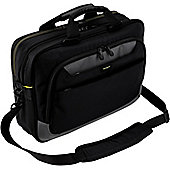 """Targus CityGear 15.6"""" Black Topload Laptop Case"""