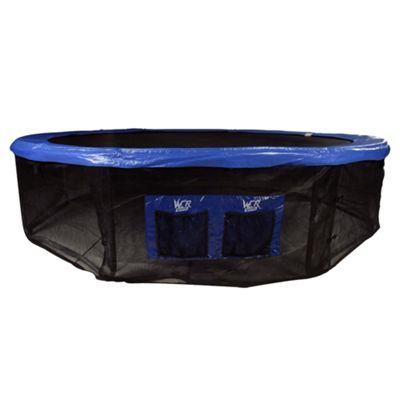 We R Sports 10FT BounceXtreme Trampoline Bottom Safety Net/Skirting