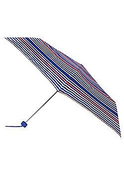 Totes Striped Supermini Umbrella - Multi