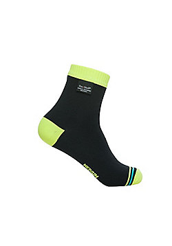 Dexshell Ultralite Waterproof Socks - Hi Vis (X-Large UK 12-14) - Multi