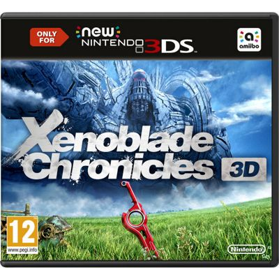 Nintendo 3DS/3DS XL Xenoblade Chronicles 3D