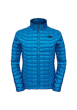 The North Face Mens Thermoball Full Zip Jacket - Blue