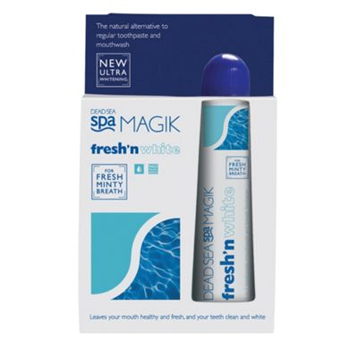 Dead Sea Spa Magik Fresh n White 15ml