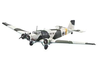 Junkers Ju52/3m 1:144 Model Kit - Hobbies