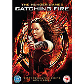 The Hunger Games: Catching Fire DVD (Single Disc)