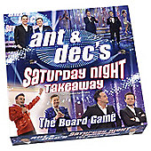 Ant and Dec Saturday Night Take Away Game