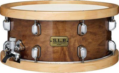 Tama S.L.P Studio Maple 14x6.5 Snare Drum With Sound Focus Ring