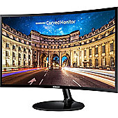 Samsung C24F390 24-Inch Curved LED Monitor - Black Gloss