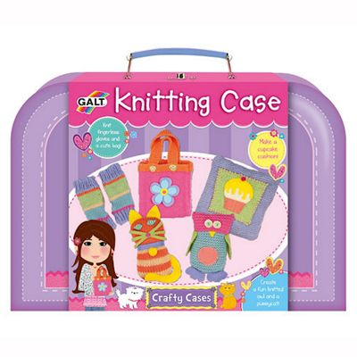 Galt Knitting Case