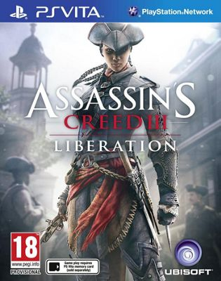 Assassin's Creed 3: Liberations