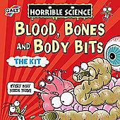 """Horrible Science Blood, Bones and Body Bits Set"""