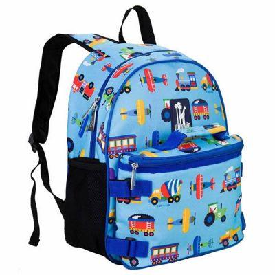 Children's Backpack & Lunch Bag - Transport