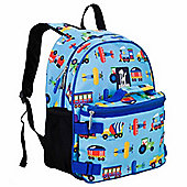Children's Backpack & Lunch Bag - Transport
