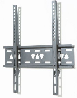 Alphason ATVB599F Ultra Flat Universal TV Wall Bracket Mount For 26 inch -50 inch TVs