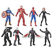 Captain America Civil War 2.5 Inch Figure Multipack