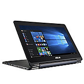 "Certified Refurbished ASUS Transformer Book Flip 11.6"" Convertible Laptop Intel Celeron N3050 2GB 32GB Win 10"