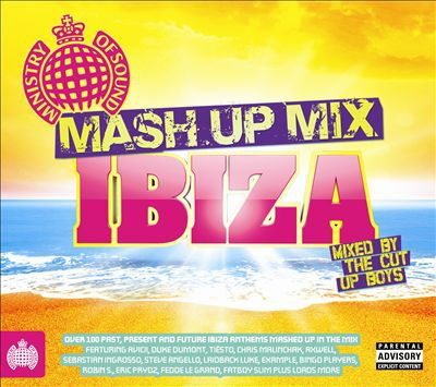 Various Mash Up Mix Ibiza 2 Disc CD