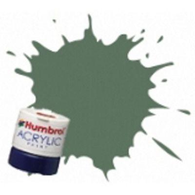 Humbrol Acrylic - 14ml - Matt - No102 - Army Green