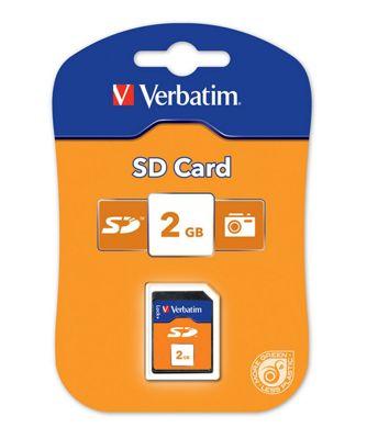 Verbatim 2 GB Secure Digital