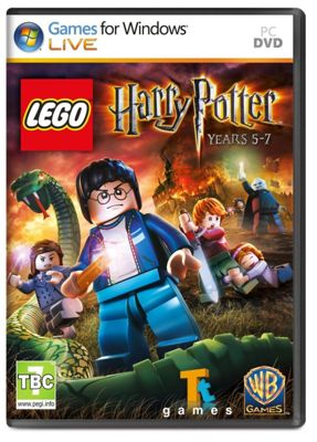 LEGO Harry Potter - Years 5-7 - PC