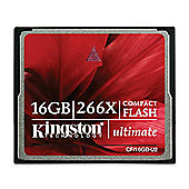 Kingston Ultimate CF/16GB-U2 16 GB CompactFlash
