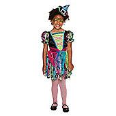 F&F Witch Halloween Costume - Black