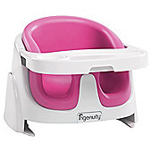 Ingenuity Feeding Booster Seat, Pink Flambe
