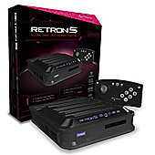 Hyperkin RetroN 5 Retro Video Gaming System (Black) - RetroN5