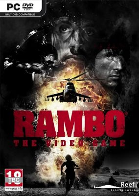 Rambo The Videogame
